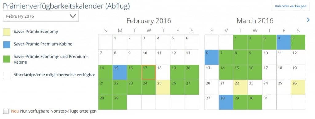 united mileageplus suche kalender neu