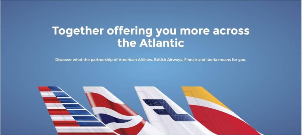 flytransatlantic partnership oneworld