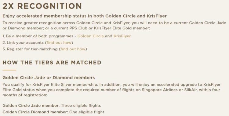 singapore airlines krisflyer shangrila infinite journeys
