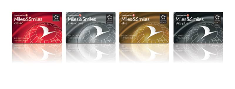 turkish airlines miles and smiles status