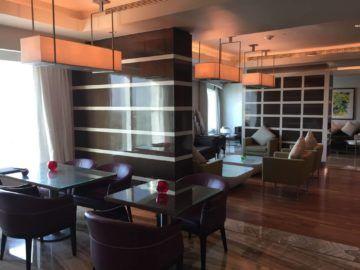 Hilton Dubai Executive Lounge