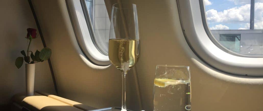 lufthansa first class a330 1f b