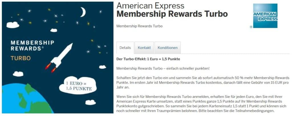 american express membership rewards turbo meilen osterreich