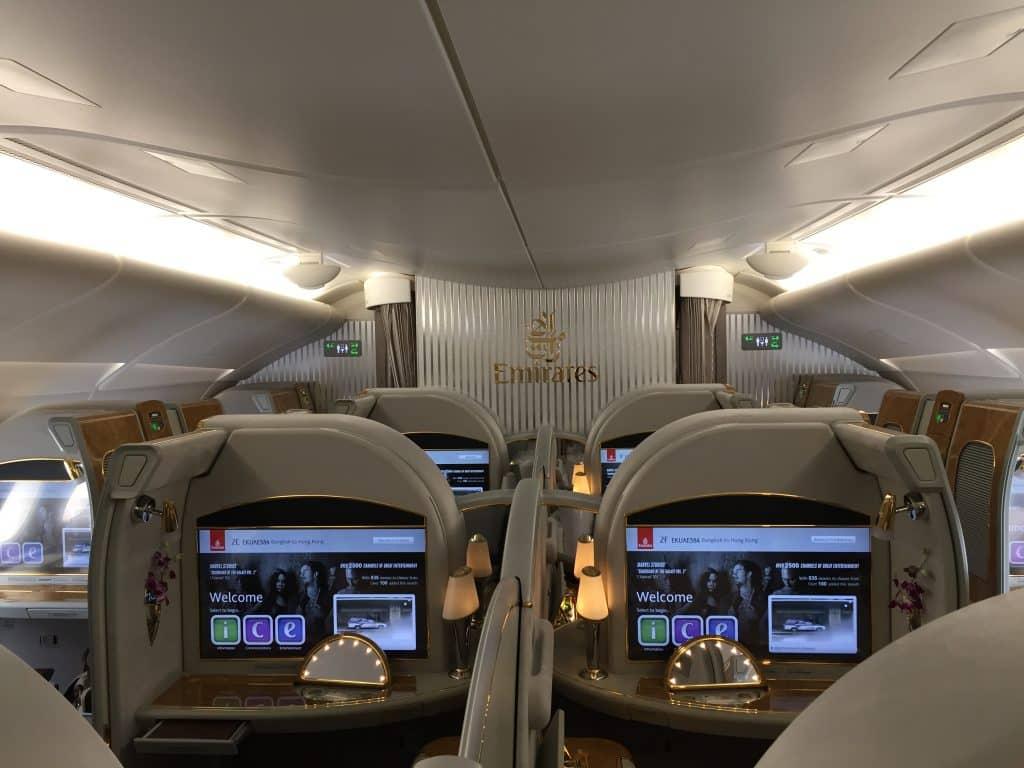 emirates first class a380 kabine 3