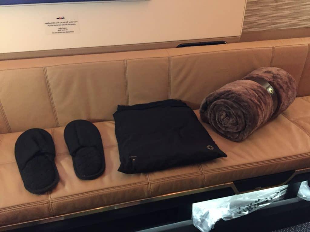 etihad first class apartment amenity kit 1