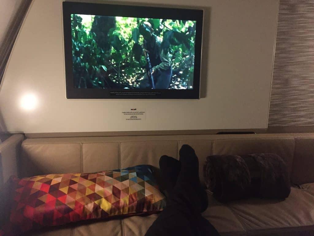 etihad first class apartment sitz 9