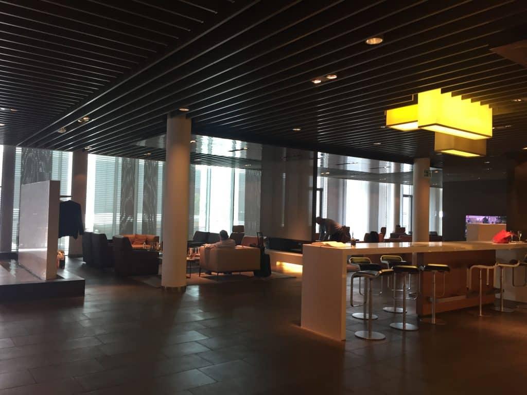 lufthansa first class terminal frankfurt lounge