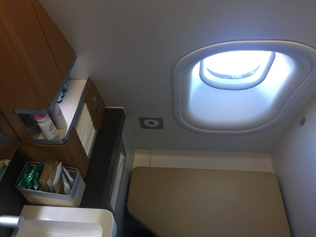 lufthansa first class a330 bad