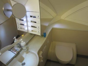 singapore airlines business class a380 bad 1