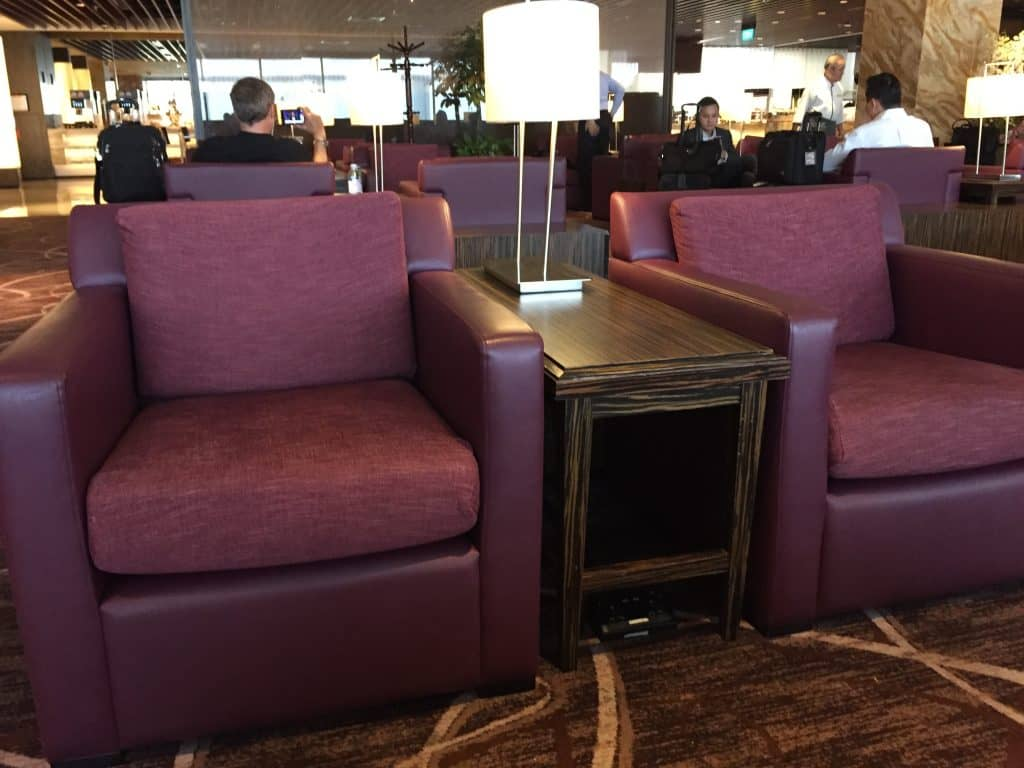 singapore airlines silverkris first class lounge singapur t2 6