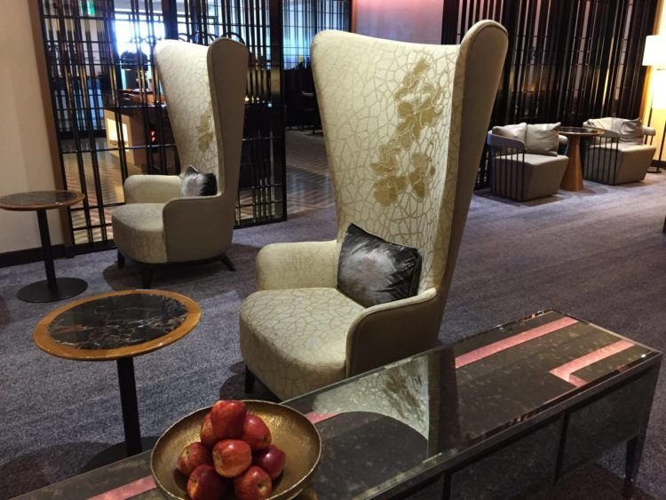 singapore airlines silverkris first class lounge sydney 1