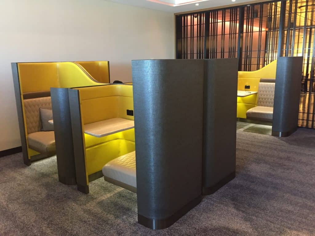 singapore airlines silverkris first class lounge sydney 3