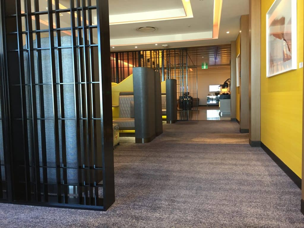 singapore airlines silverkris first class lounge sydney 4