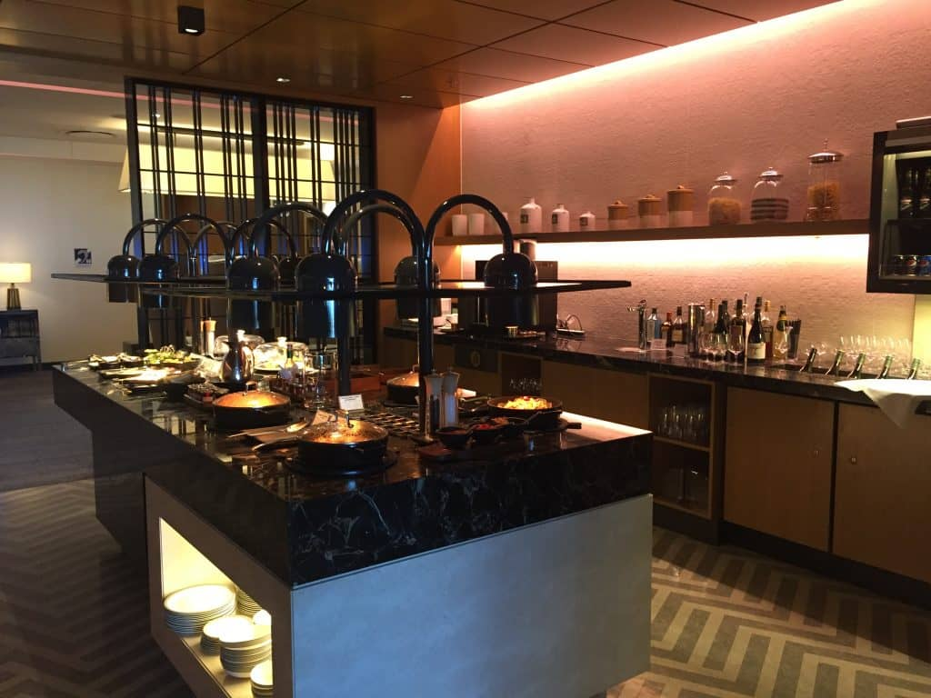 singapore airlines silverkris first class lounge sydney 6