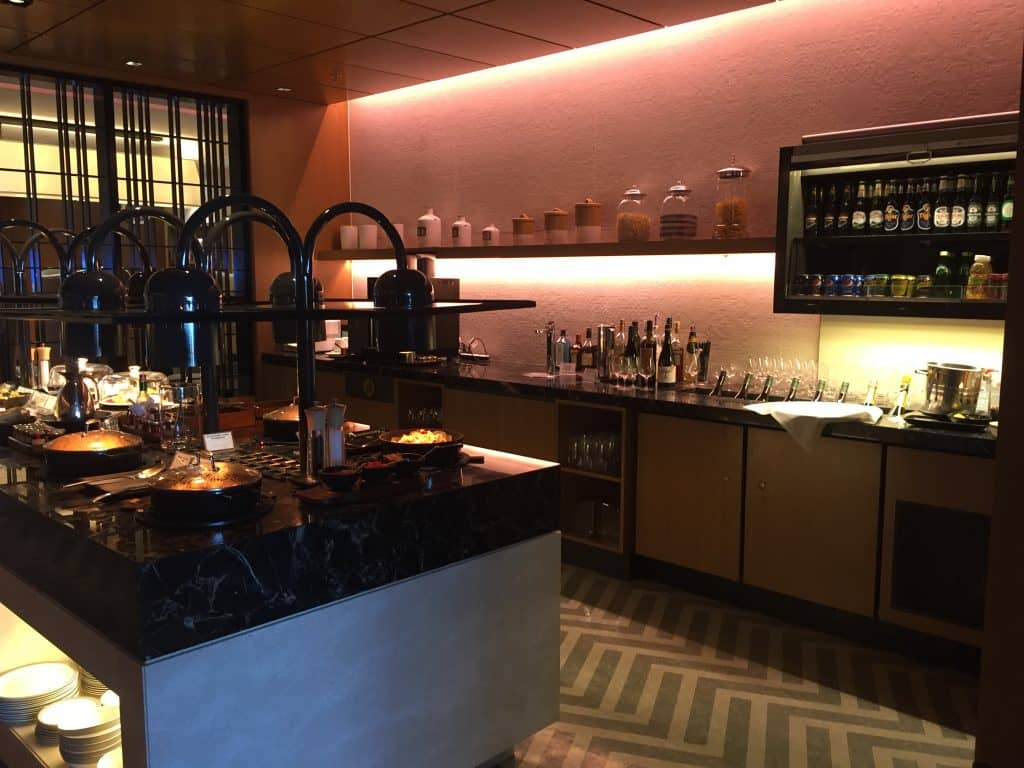 singapore airlines silverkris first class lounge sydney 7