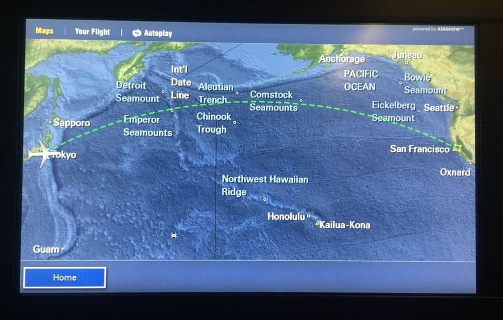 japan airlines first class boeing 777 flighshow 1