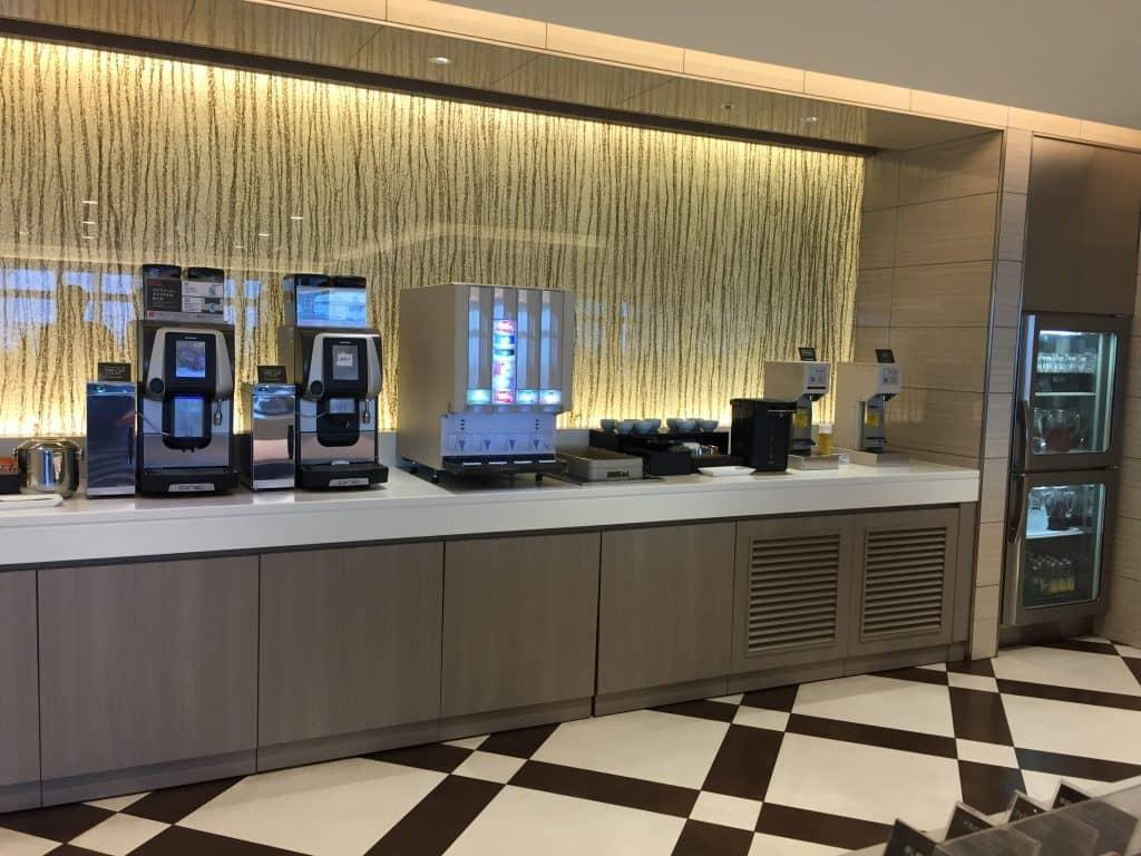 japan airlines first class lounge tokio haneda restaurant 4
