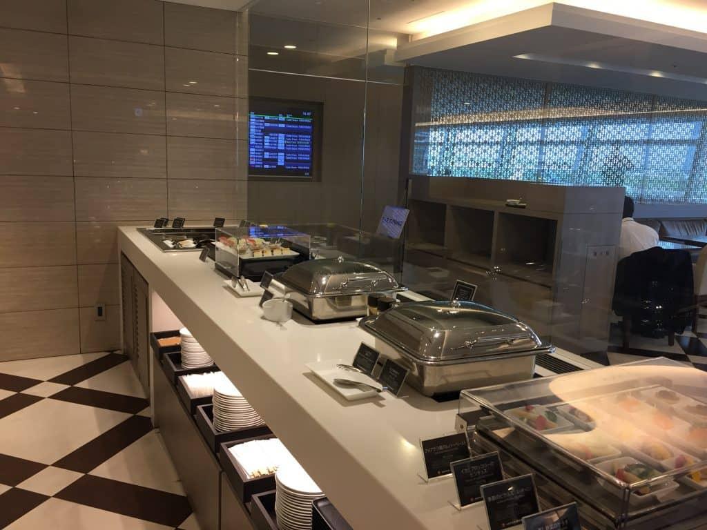 japan airlines first class lounge tokio haneda restaurant 5