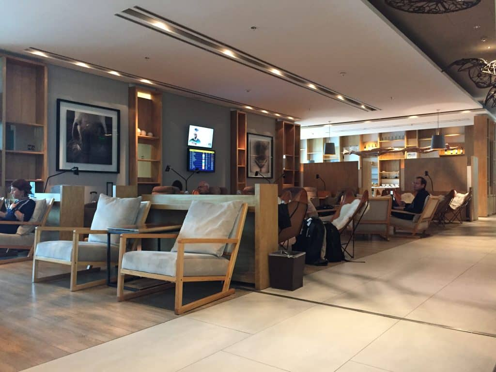 star alliance gold lounge buenos aires 1