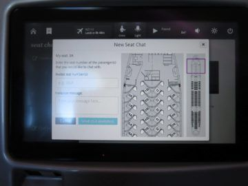 air new zealand business class boeing 777 200 entertainment chat
