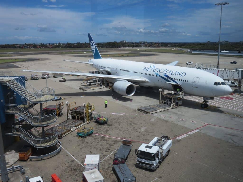 Air New Zealand 777