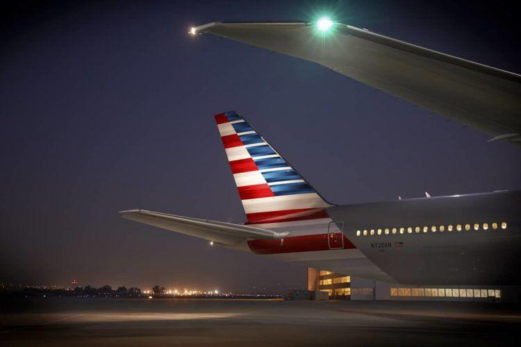 aircraft exterior aa aircraft tail terminal ii