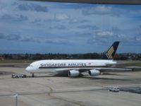 singapore airlines a380 sydney