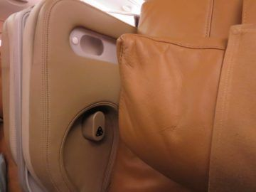 singapore airlines business class a380 sitz 6