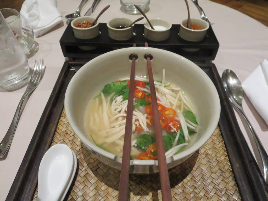 singapore airlines private room restaurant 3