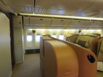 singapore airlines first class boeing 777 kabine 3