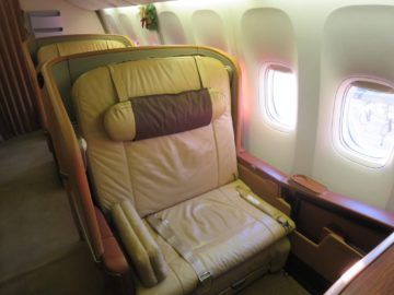 singapore airlines first class boeing 777 sitz 1