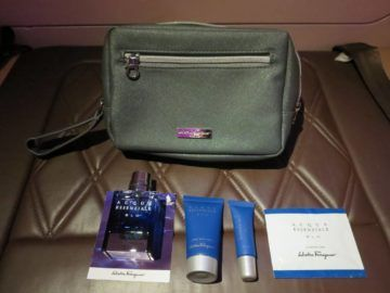 singapore airlines suites amenity kit herren