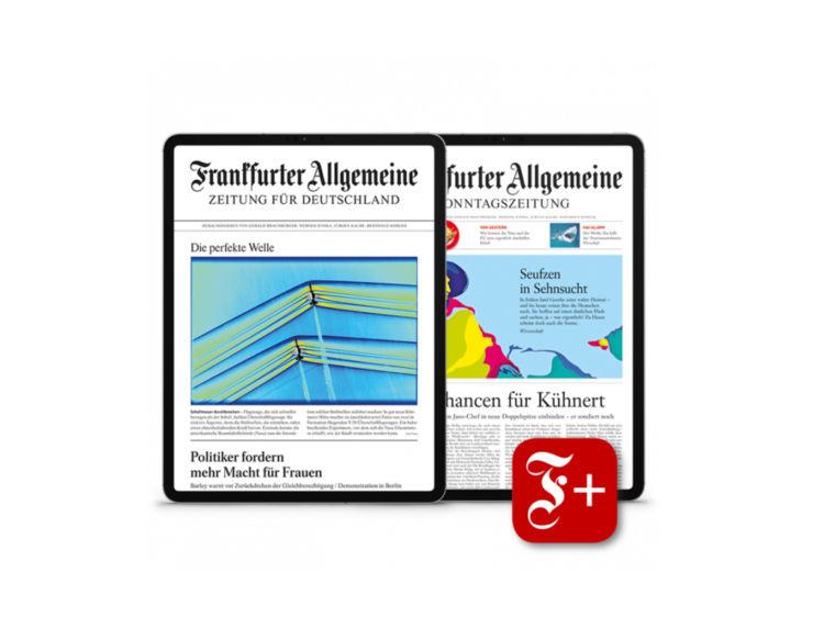 Frankfurter Allgemeine Zeitung Digitalabo