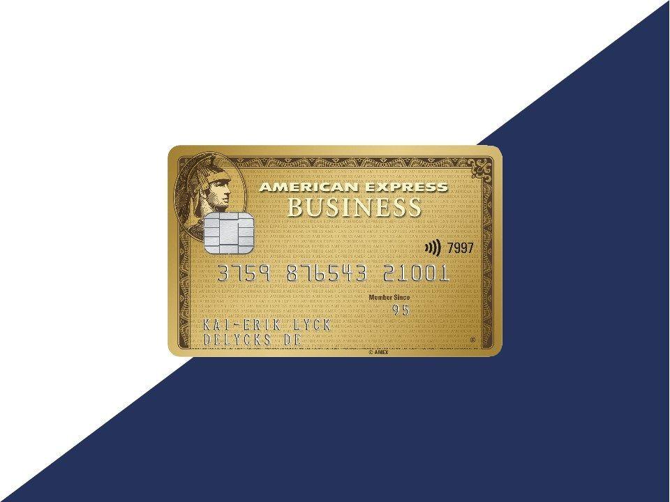 American Express Business Gold Card: Alle Vor- & Nachteile