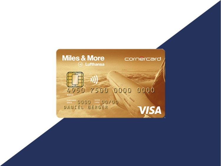 cornercard miles and more visa gold kreditkarte schweiz beitragsbild
