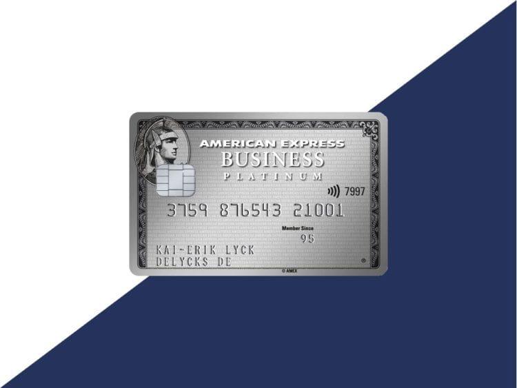 american express platinum business kreditkarte beitragsbild