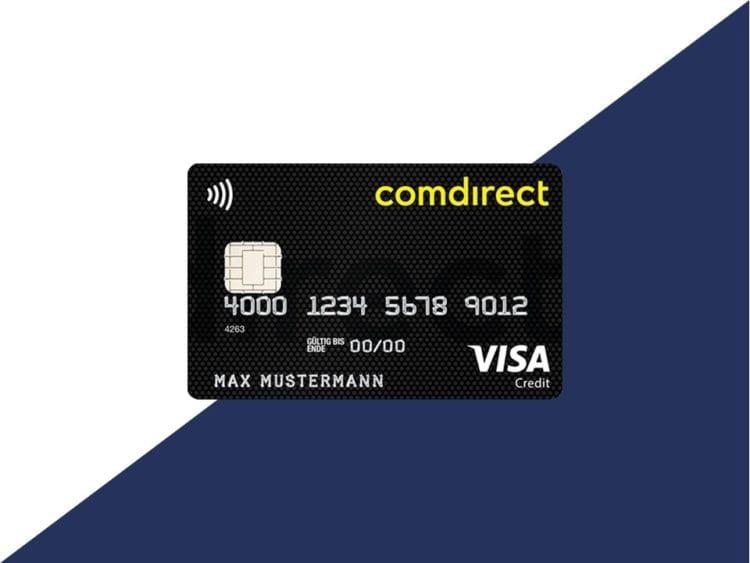 comdirect kreditkarte beitragsbild