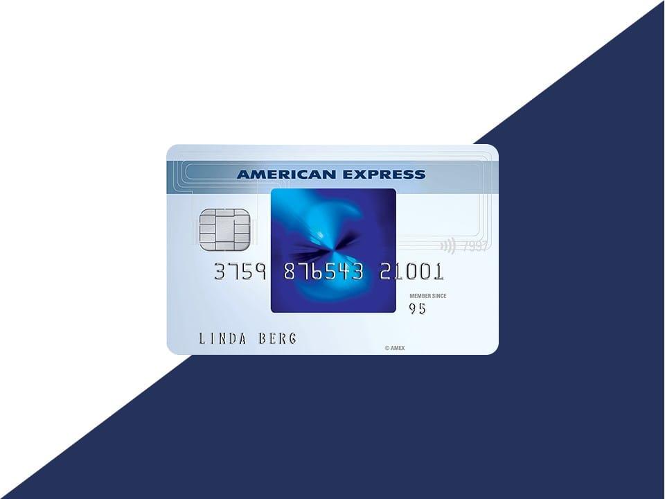 American Express Blue mit 10.10 Punkten Bonus meilenoptimieren