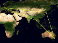 Miles And More 3 Regionen Flugpramie 1 4 3
