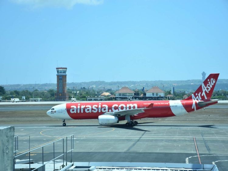 airasia flugzeug