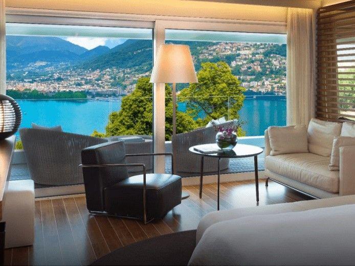 The View Lugano Schweiz Slh