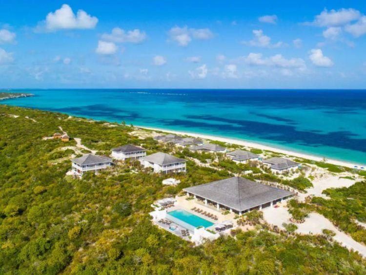 Sailrock Resort Exterior South Caicos Slh Hotel 4 3