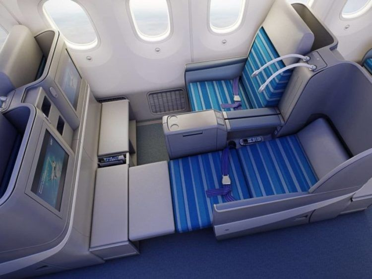 Lot Business Class Dreamliner 787 Galeria 11.biz 4 3