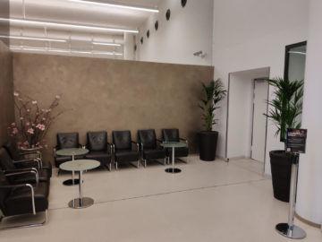 air lounge wien sitze eingangsbereich