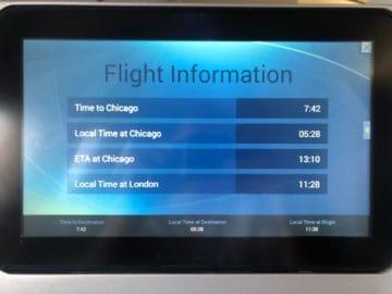 british airways business class boeing 747 fluginformation