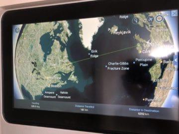 british airways business class boeing 747 flugroute