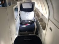british airways business class boeing 747 sitz 62k