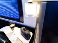 British Airways First Class Boeing 777 Amenity Kit Champagner