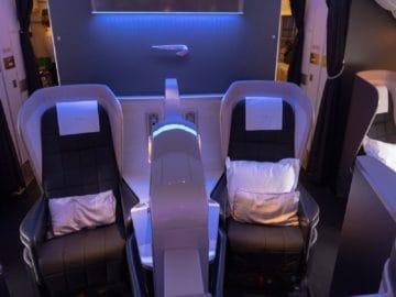 british airways first class boeing 777 mittelsitze letzte reihe