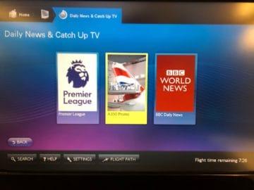 british airways first class boeing 777 news premier league
